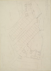 [Drawn plan of Spring Gardens, with improvements and additions 1804]
